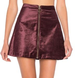 Dresses & Skirts - Free people funkytown one and only skirt